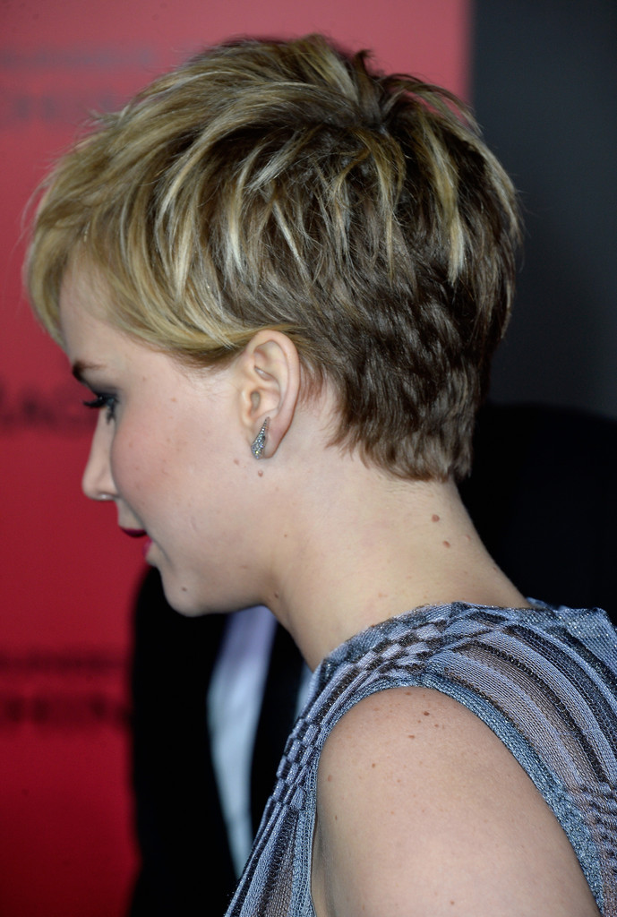 More Pics Of Jennifer Lawrence Pixie 21 Of 134 Short Hairstyles Lookbook Stylebistro