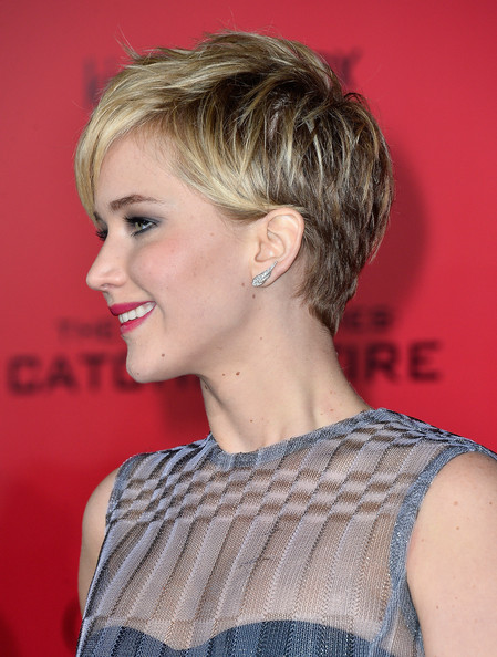 More Pics Of Jennifer Lawrence Pixie 105 Of 134 Pixie