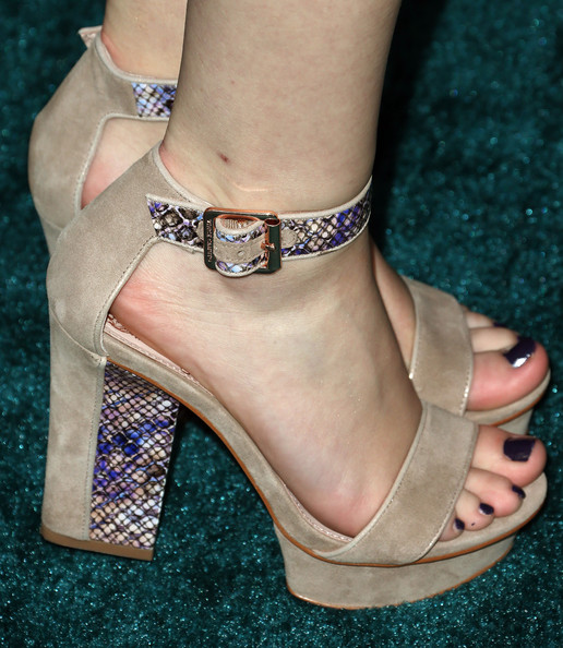 More Pics of Taylor Spreitler Platform Sandals (2 of 11) - Taylor Spreitler Lookbook - StyleBistro
