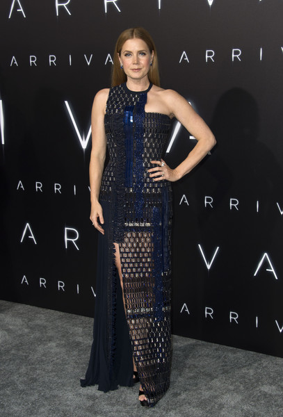Look of the Day: November 7th, Amy Adams