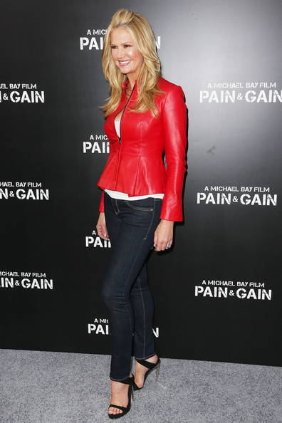 More Pics of Nancy O'Dell Skinny Jeans (1 of 8) - Nancy O'Dell Lookbook - StyleBistro