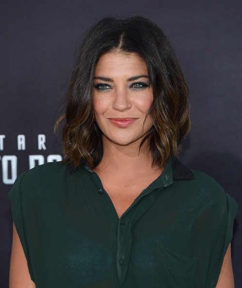 More Pics of Jessica Szohr Oversized Clutch (3 of 17) - Jessica Szohr Lookbook - StyleBistro