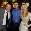 Kyle Chandler and Elle Fanning