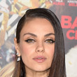 Mila Kunis Perfectly Sleek 'Do