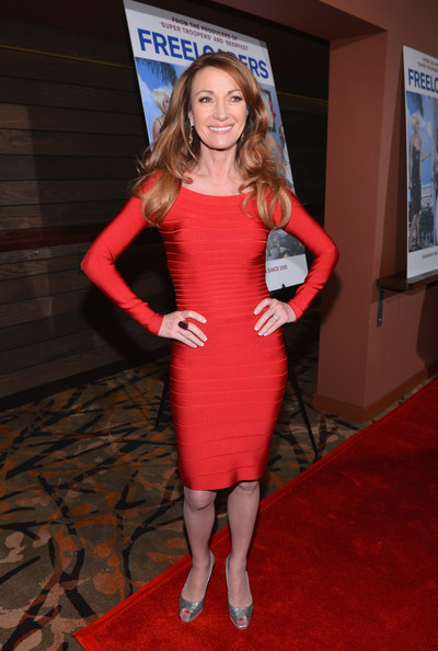 More Pics of Jane Seymour Bandage Dress (5 of 17) - Jane Seymour Lookbook - StyleBistro