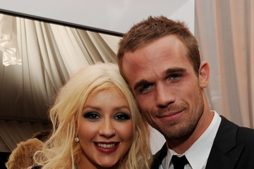 "Christina Aguilera Cam Gigandet Premiere Of Screen Gems' ""Burlesque"" - After Party"