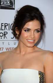Jenna looked super-sexy with this voluminous messy 'do at the premiere of 'American Horror Story: Asylum' in Hollywood.