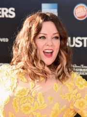 Melissa McCarthy looked adorable with her face-framing curls at the premiere of 'Ghostbusters.'