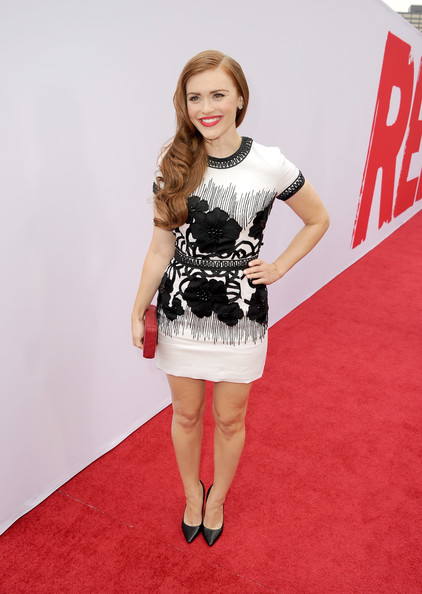 More Pics of Holland Roden Cocktail Dress (1 of 8) - Holland Roden Lookbook - StyleBistro