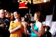 Sigourney Weaver and Odette Annable Photo