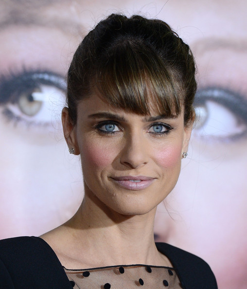 More Pics of Amanda Peet Little Black Dress (3 of 16) - Dresses & Skirts Lookbook - StyleBistro