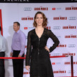Rebecca Hall Wore Prada at the 'Iron Man 3' Hollywood Premiere