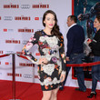 Kat Dennings at the 'Iron Man 3' Hollywood Premiere