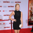 Olivia Holt at the 'Iron Man 3' Hollywood Premiere