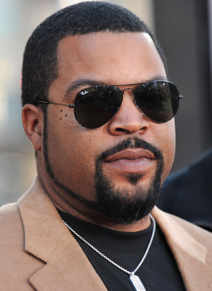 More Pics of Ice Cube Aviator Sunglasses (11 of 20) - Sunglasses Lookbook - StyleBistro [eyewear,facial hair,hair,beard,sunglasses,moustache,chin,forehead,hairstyle,cool,arrivals,actor,grauman,lottery ticket,california,hollywood,warner bros.,ice cube,premiere,premiere]