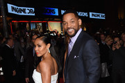 Jada Pinkett Smith and Will Smith Photo