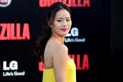 Actress Jamie Chung attends the premiere of Warner Bros. Pictures and Legendary Pictures'