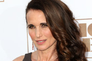 Andie MacDowell Side Sweep