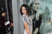 Actress Vanessa Hudgens arrives at the