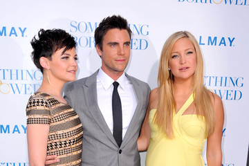 "Kate Hudson Ginnifer Goodwin Premiere Of Warner Bros. ""Something Borrowed"" - Red Carpet"