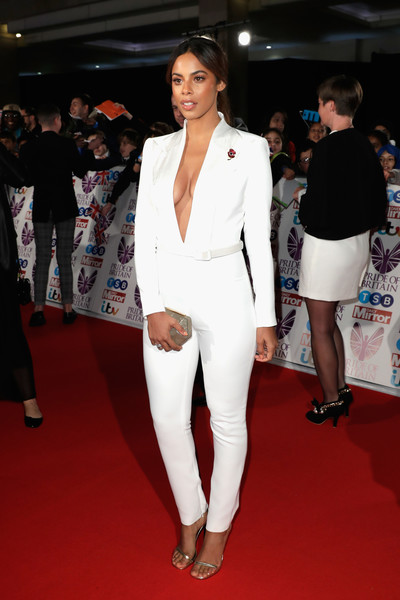 More Pics of Rochelle Humes Jumpsuit (1 of 5) - Rochelle Humes Lookbook - StyleBistro