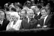 Camilla Parker Bowles and Prince Harry Photo
