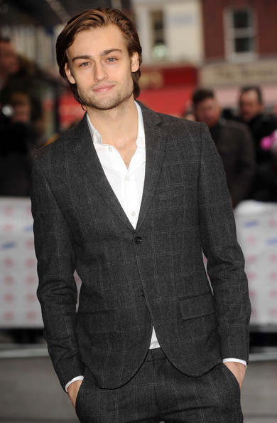 More Pics of Douglas Booth Men's Suit (1 of 4) - Douglas Booth Lookbook - StyleBistro