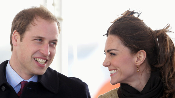 Kate+Middleton in Prince William and Kate Middleton visit Trearddur Bay RNLI Lifeboat Station