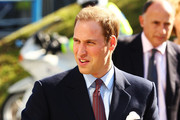 Prince William Short Straight Cut