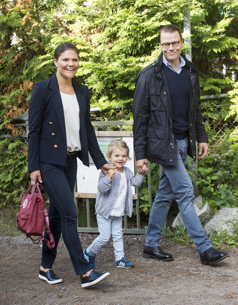 Inspo: Crown Princess Victoria of Sweden's Casual Chic