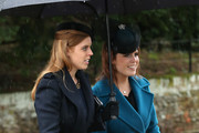 Princess Eugenie Wool Coat