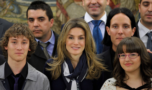 Princess Letizia Hair