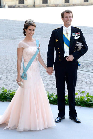Princess Marie Princess Gown [marie of denmark,christopher oneill,joachim,silvia,princess madeleine of sweden,gown,dress,bride,formal wear,photograph,wedding dress,clothing,ceremony,suit,bridal clothing,wedding of princess madeleine,wedding,denmark,the royal palace,sweden]