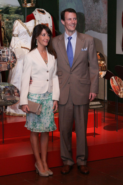 Princess Marie Blazer [the wild swans,fashion,event,suit,formal wear,blazer,fashion accessory,day one,joachim of denmark,marie,princess,prince,mexico,marie of denmark visit mexico,exhibition,visit]