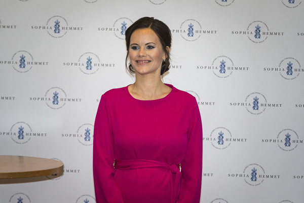 More Pics of Princess Sofia of Sweden Maternity Dress (1 of 25) - Dresses & Skirts Lookbook - StyleBistro
