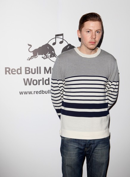 Professor Green Crewneck Sweater