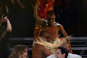 Jennifer Lopez Marc Anthony Q'Viva! The Chosen Live