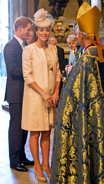 More Pics of Kate Middleton Evening Coat (1 of 55) - Kate Middleton Lookbook - StyleBistro