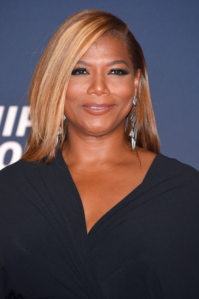Queen Latifah Medium Layered Cut