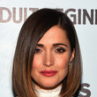 Rose Byrne's Straight Cut