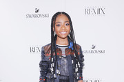 REMIX Your Style - Swarovski Collection Launch at Rockefeller Center