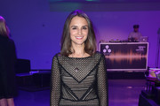 Rachael Leigh Cook Little Black Dress