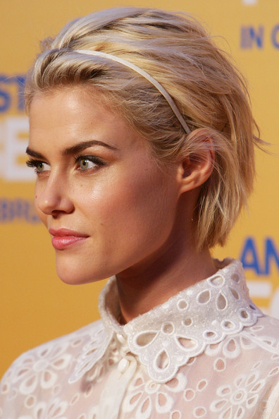 Rachael Taylor Bob [any questions for ben?,hair,hairstyle,eyebrow,blond,chin,beauty,lip,long hair,hair coloring,chignon,ben,rachael taylor,questions,sydney,australia,st. george openair cinema,premiere,premiere]