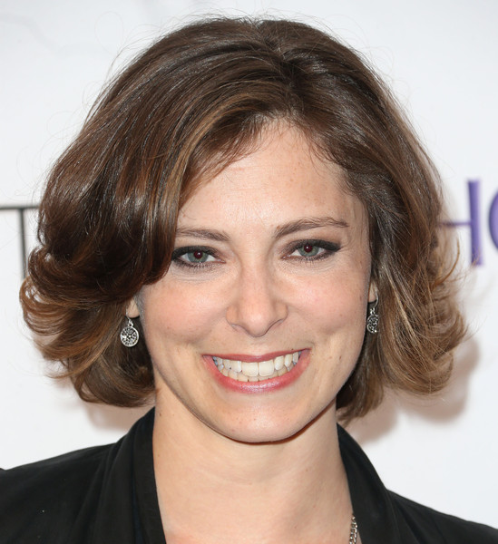 Rachel Bloom Bob [crazy ex-girlfriend,television show,paleyfest 2015 fall tv preview,hair,face,hairstyle,eyebrow,chin,lip,blond,shoulder,head,beauty,rachel bloom,co-creator,paleyfest 2015,the paley center for media,beverly hills,california,paley center for media]