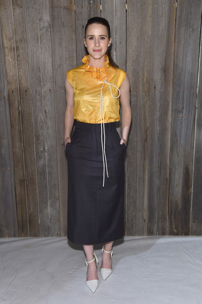 Rachel Brosnahan Pencil Skirt