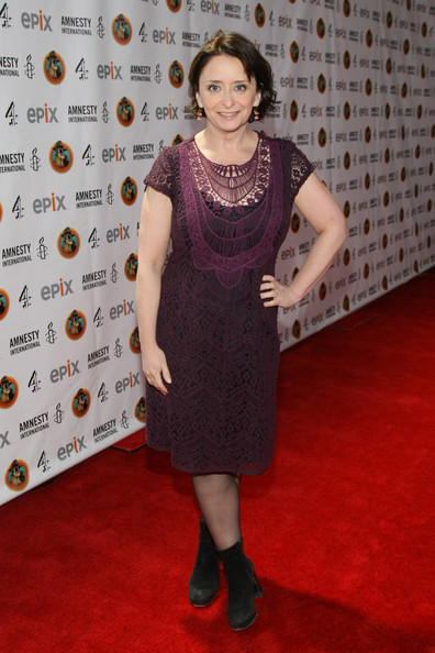 Rachel Dratch Cocktail Dress