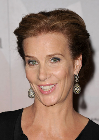Rachel Griffiths Dangling Diamond Earrings