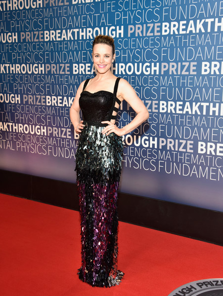 Rachel McAdams Beaded Dress