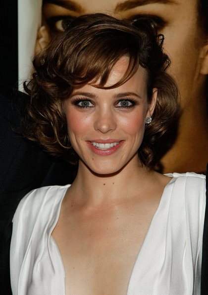 More Pics of Rachel McAdams Short Curls (3 of 28) - Rachel ...