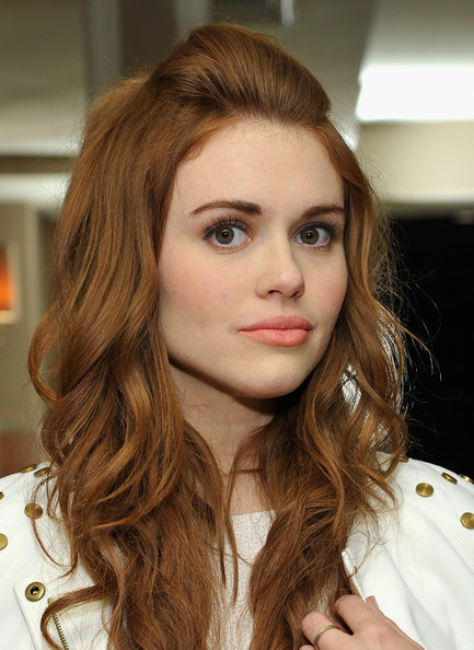 More Pics Of Holland Roden Half Up Half Down 5 Of 12 Holland Roden Lookbook Stylebistro